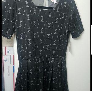 Lularoe Amelia dress brand new with tags